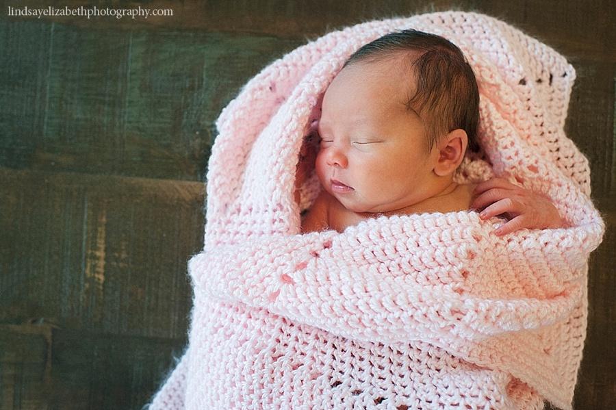 Laurel Michelle – Newborn
