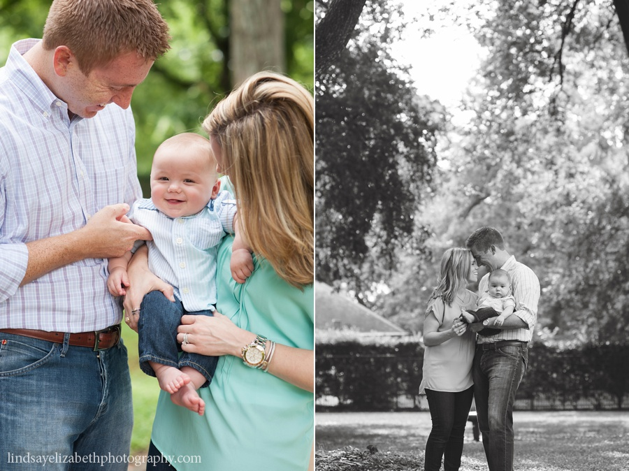 Taylor, Rachel, and Cullen – Family