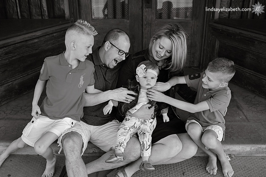 Houston Family Photographer | The Kinne Family