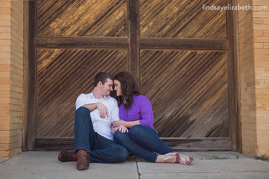 Houston Engagement Photographer | Kristyn and Spencer