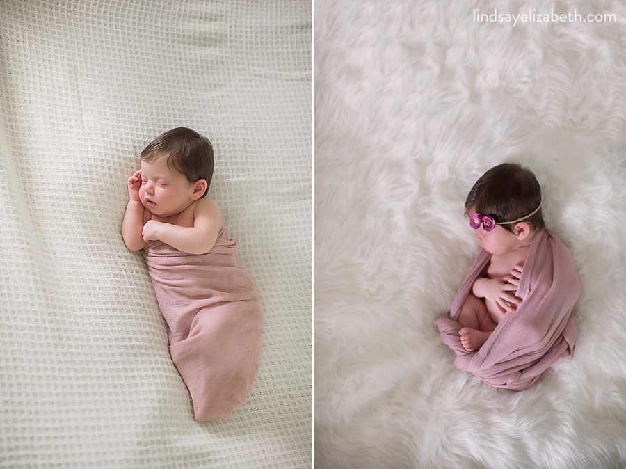Houston Newborn Photographer | Amory Jade