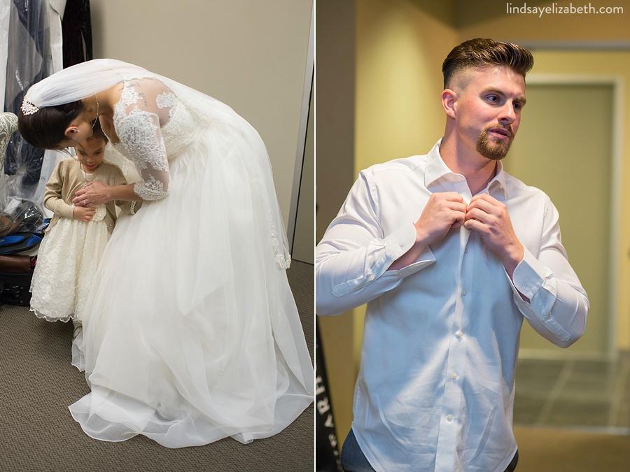 Sugar Land Wedding Photography | Taylor and Preston