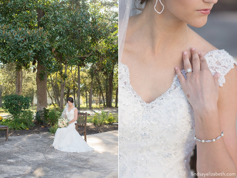 Houston Wedding Photographer | Sara – Bridal