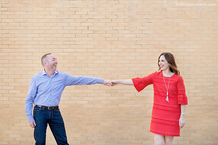 Houston Engagement Photographer | Emily and Jared