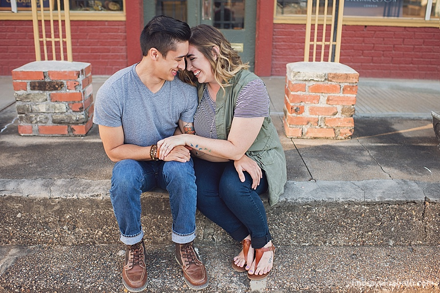 Houston Engagement Photographer | Tim + Nicole