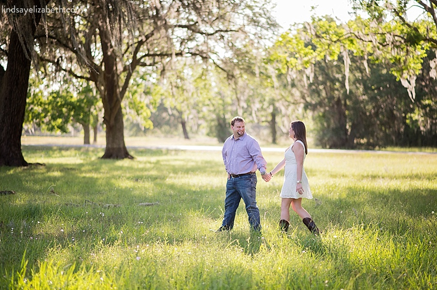 Houston Engagement Photography | Sawyer + Donna