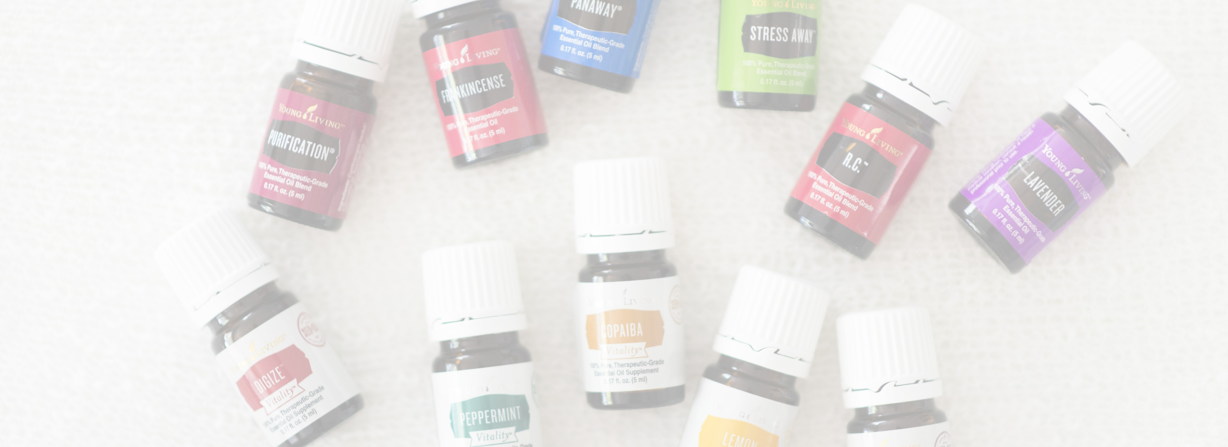 GET STARTED IN ESSENTIAL OILS